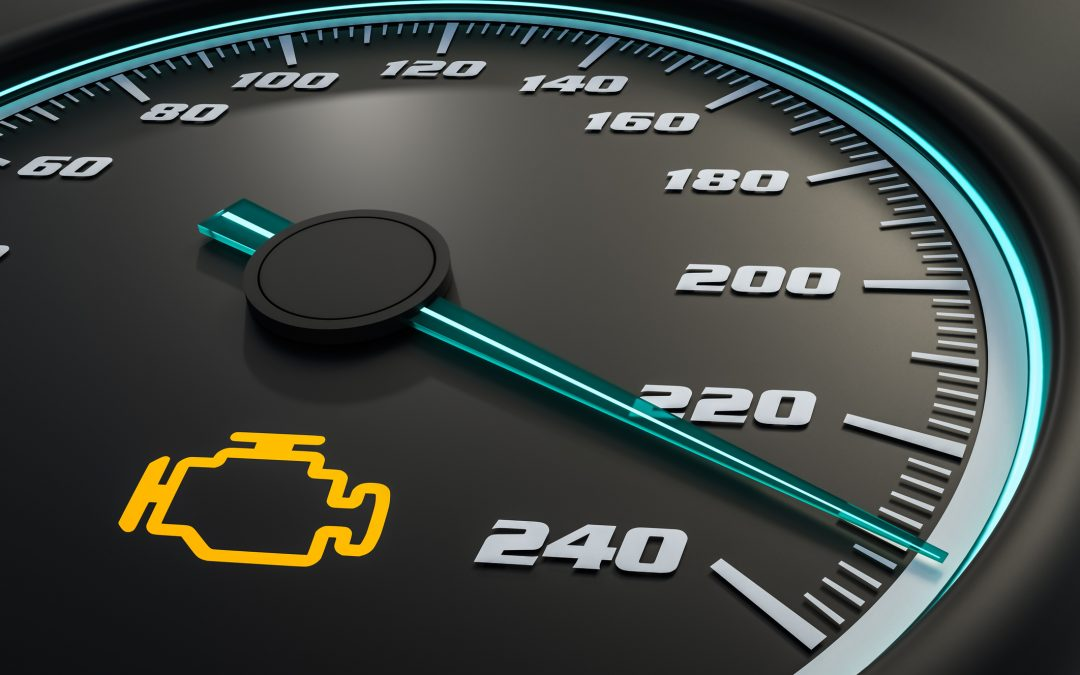 IS YOUR CHECK ENGINE LIGHT ON