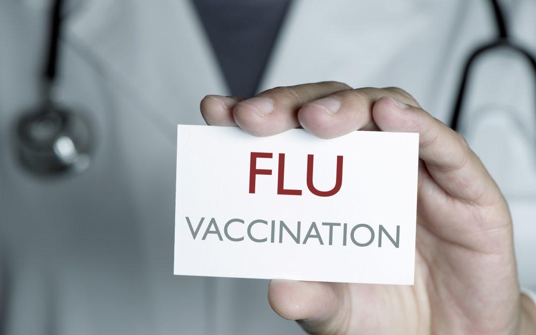 FLU VACCINE AND PRIVATE FLU MIST HAS ARRIVED