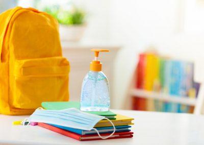 2020/2021 COVId-19 response plan for schools